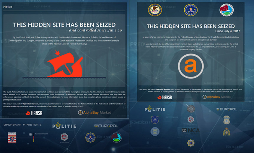 Police Seize World's Two Largest Darknet Marketplaces