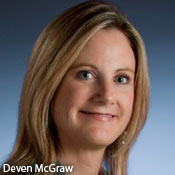 Privacy Advocate McGraw Gets New Role