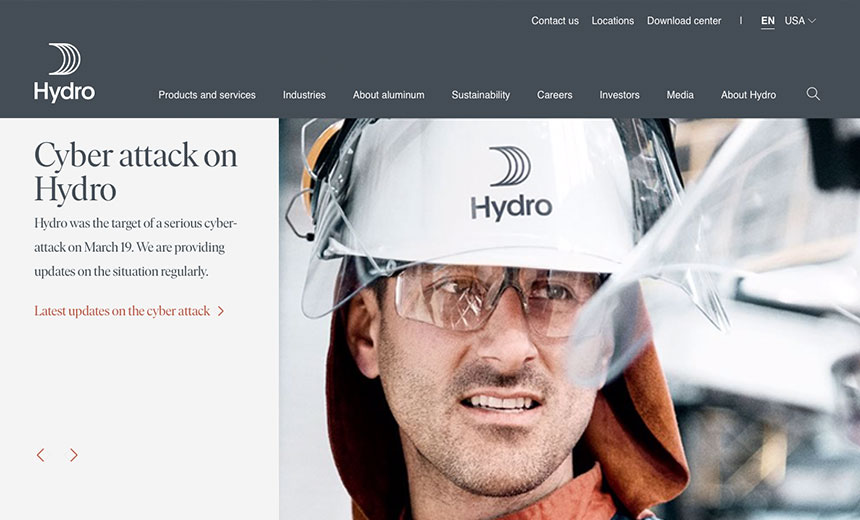 Ransomware Attack Costs Norsk Hydro $40 Million - So Far