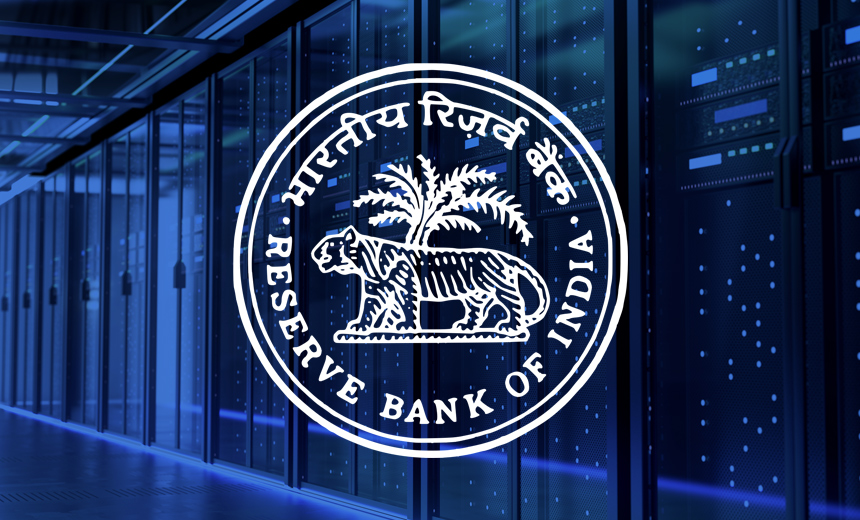 RBI Mandates Domestic Storage of Payments Data