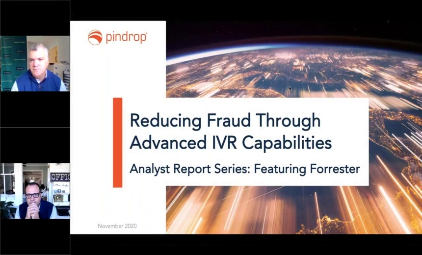 Reducing Fraud Through Advanced IVR Technologies