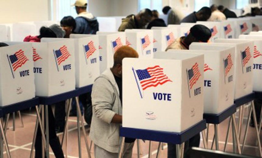 Report Calls for Enforcing Voting Machine Standards
