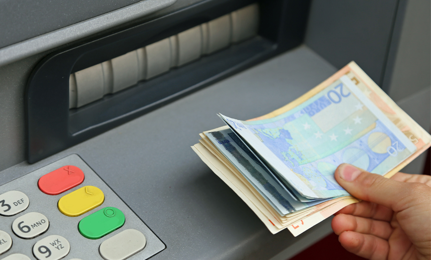 Report: European Banks Struck by ATM Jackpotting Attacks
