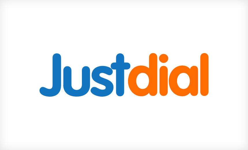 Researcher: JustDial Had New User Data Leak