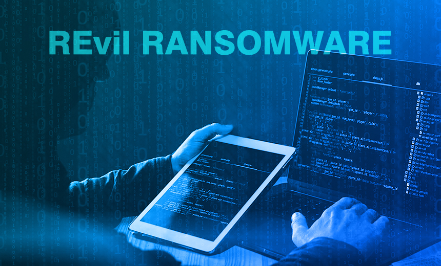 REvil Ransomware Gang Auctioning Off Stolen Data