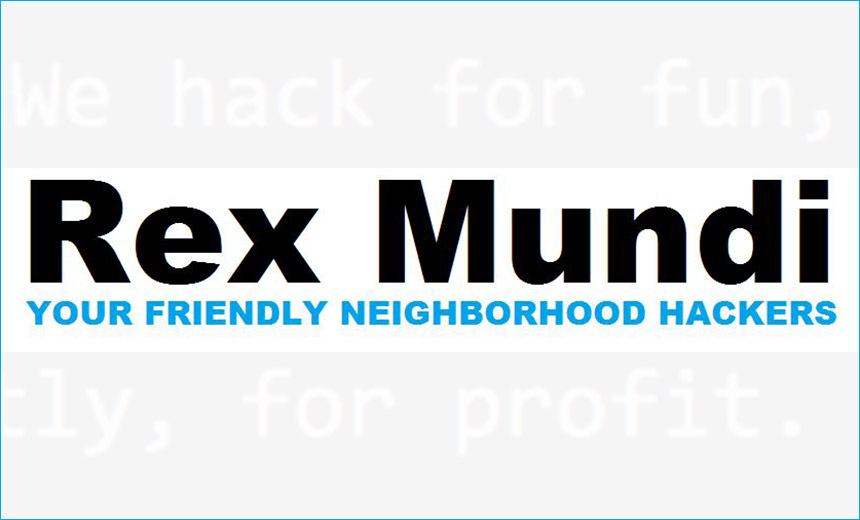 'Rex Mundi' Hacker Extortion Group: Busted