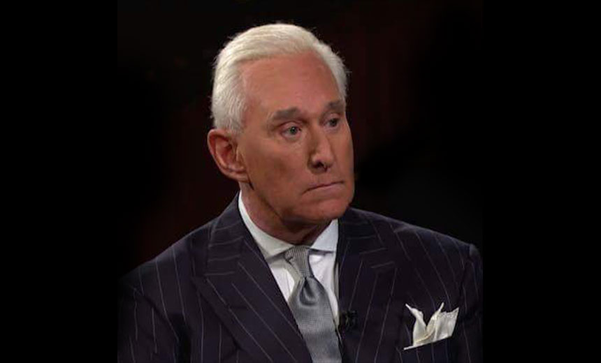 Trump Adviser Stone Charged With Lying About WikiLeaks