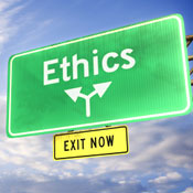 Role of Ethics in IT Security