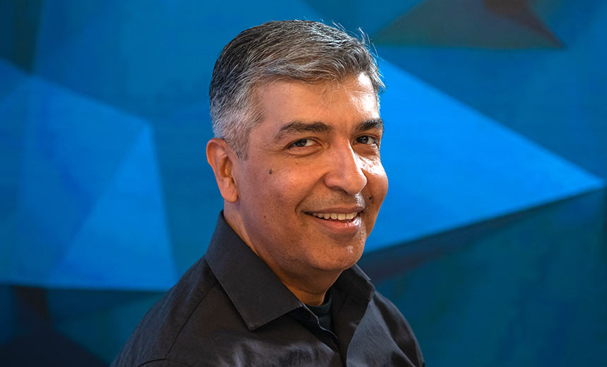 RSA President Rohit Ghai on Digital Risk Management