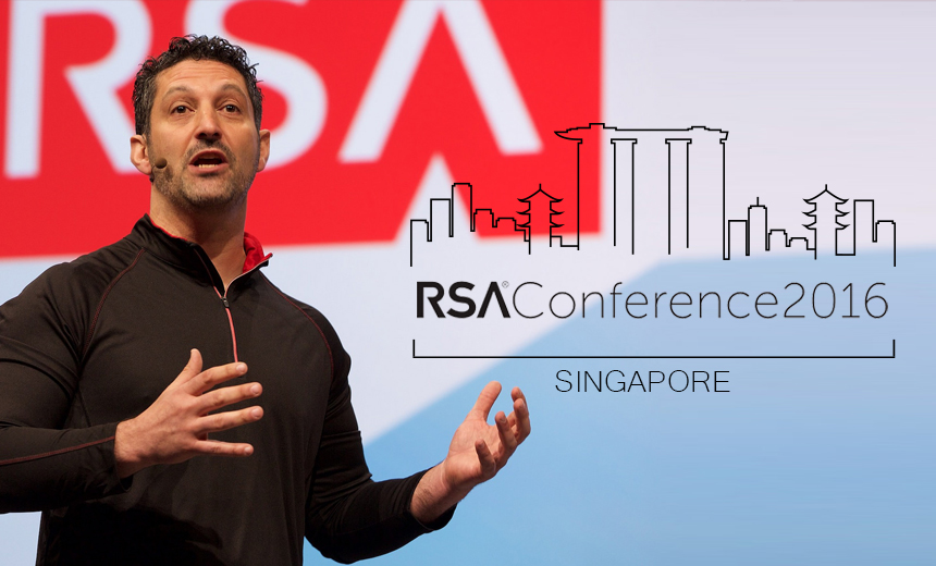 RSA's Yoran Issues Call to Action
