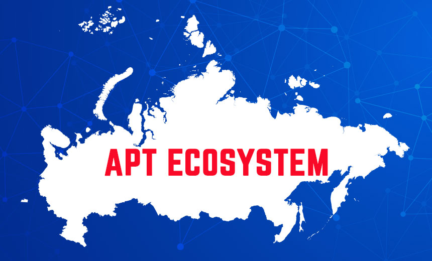 Russia-Backed APT Groups Compete With Each Other: Report