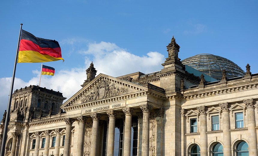 Russian a Suspect in German Parliament Hack: Report