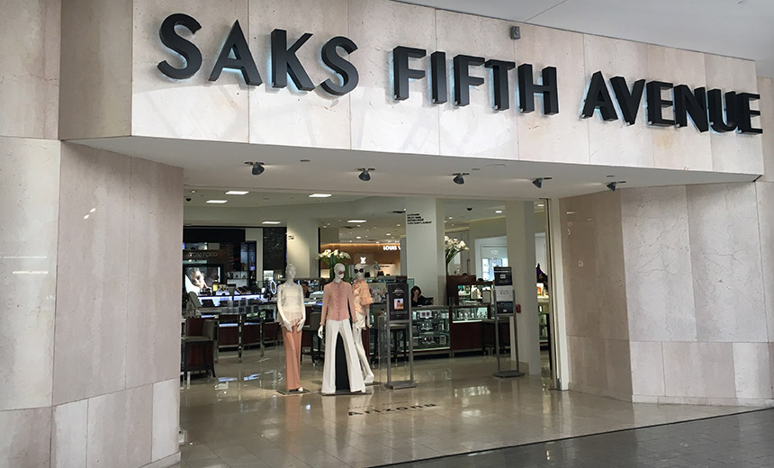 Saks, Lord & Taylor Suffer Payment Card Data Breach