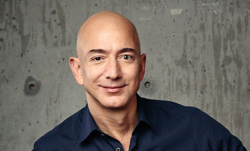 Investigators: Saudis Hacked Amazon CEO Jeff Bezos' Phone