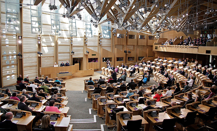 Scottish Parliament Repels Brute-Force Email Hackers
