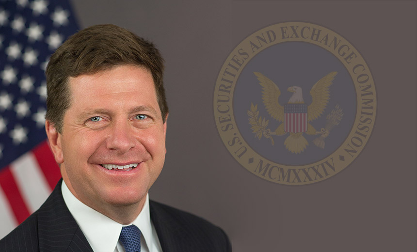 SEC Chairman Seeks More Cyber Risk Disclosure