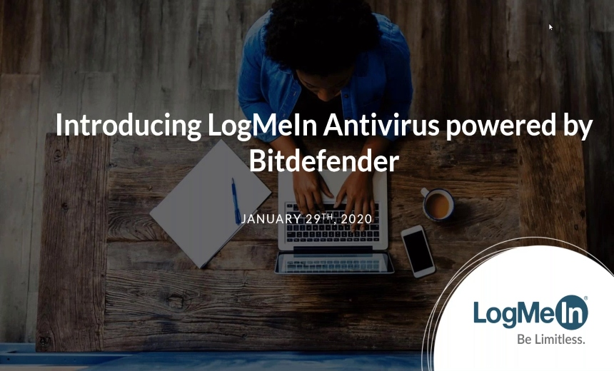 Securing Endpoints with LogMeIn Antivirus Powered by Bitdefender