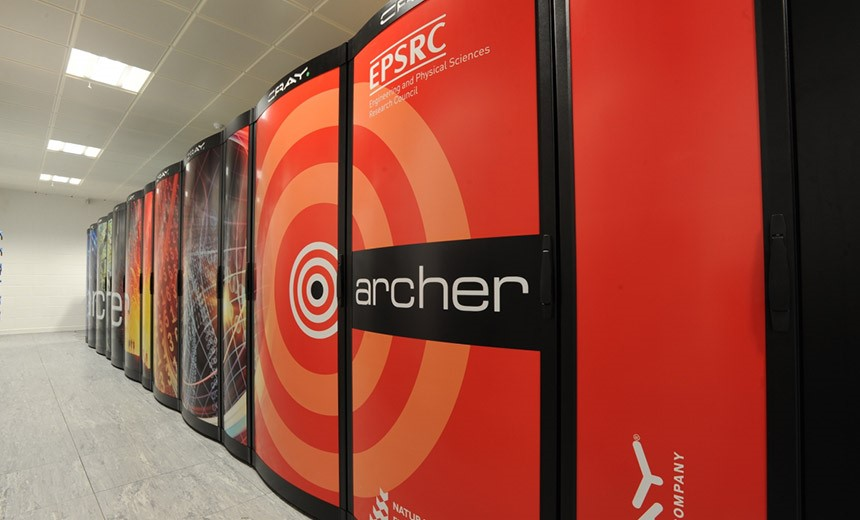 'Security Incident' Knocks UK's ARCHER Supercomputer Offline