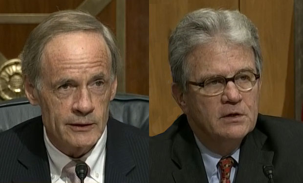 Senators Seek Answers on USIS Breach
