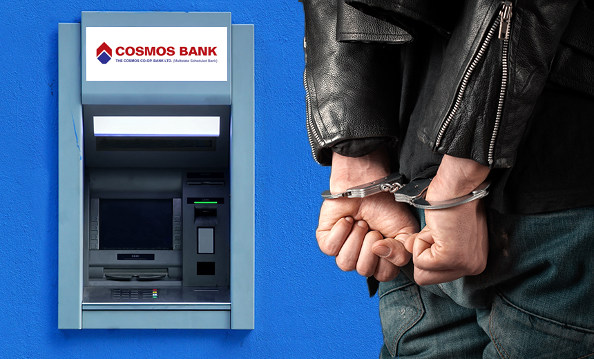 Seven Arrests in Cosmos Bank Heist