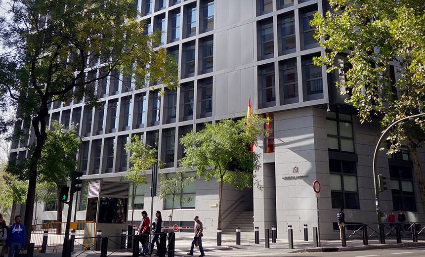 Spanish Court Approves Suspected Hacker's Extradition