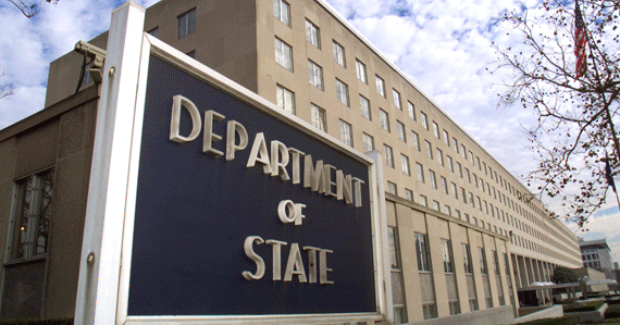 State Department Shutters E-mail System
