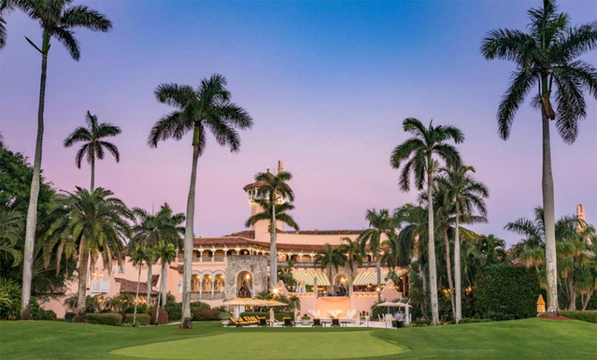 Suspect Arrested at Mar-a-Lago With Suspicious USB Drive