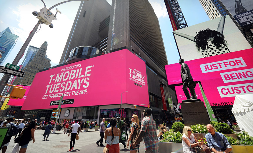 T-Mobile Database Breach Exposes 2 Million Customers' Data