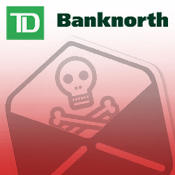 TD BankNorth Warns Customers of Phishing Attempt