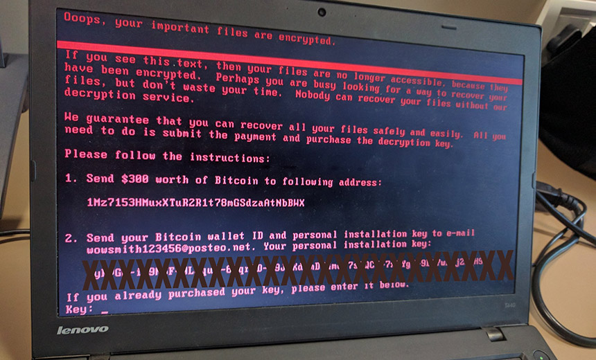 Teardown of 'NotPetya' Malware: Here's What We Know