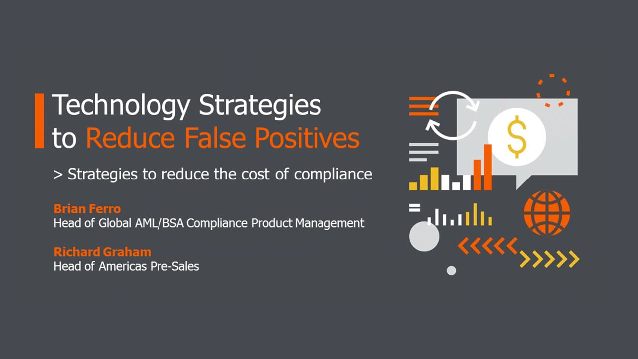 Technology Strategies to Reduce False Positives