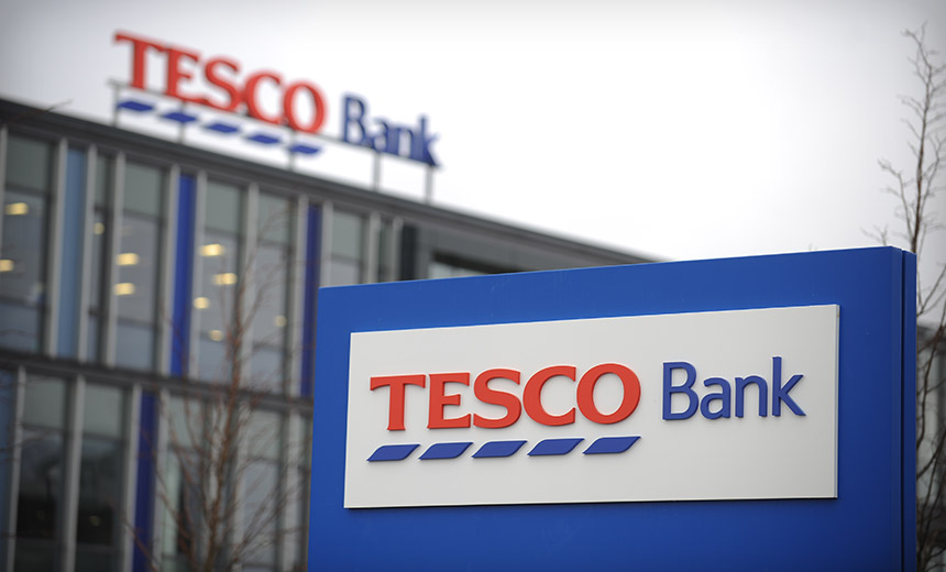 Tesco Bank Confirms Massive Account Fraud
