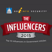Top 10 Influencers in Government IT Security