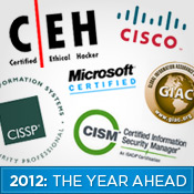 Best IT Certifications for 2012