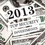 Top IT Security Investments for 2013