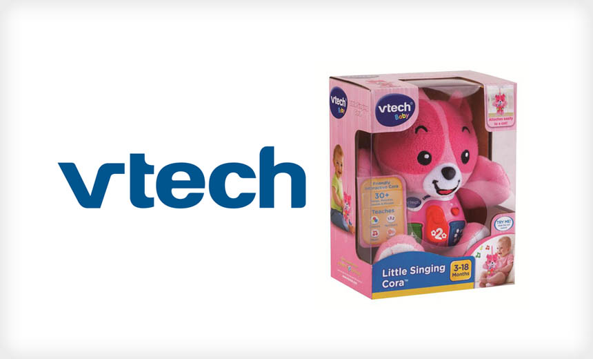 Toymaker VTech Hacked: 200,000 Kids' Data Exposed
