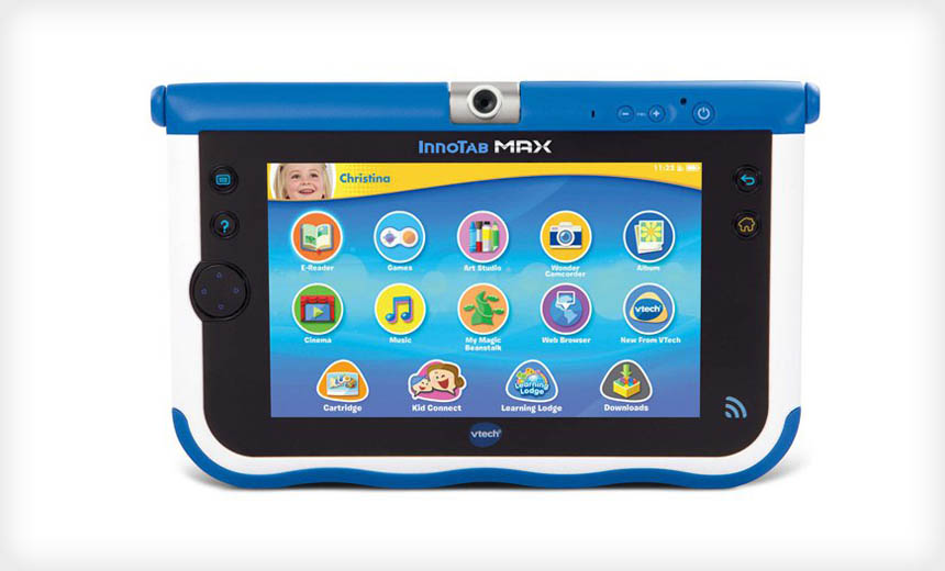 Vtech settles FTC lawsuit over children's data privacy