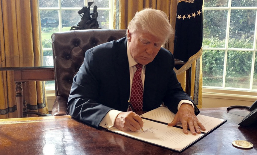 Latest Executive Order Draft Promotes Risk-Based Approach