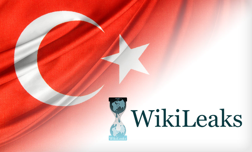 Turkey Blocks WikiLeaks Following Failed Military Coup