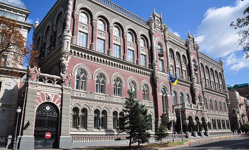 Ukraine Central Bank Detects Massive Attack Preparation