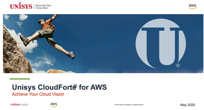 Unisys CloudForte for AWS