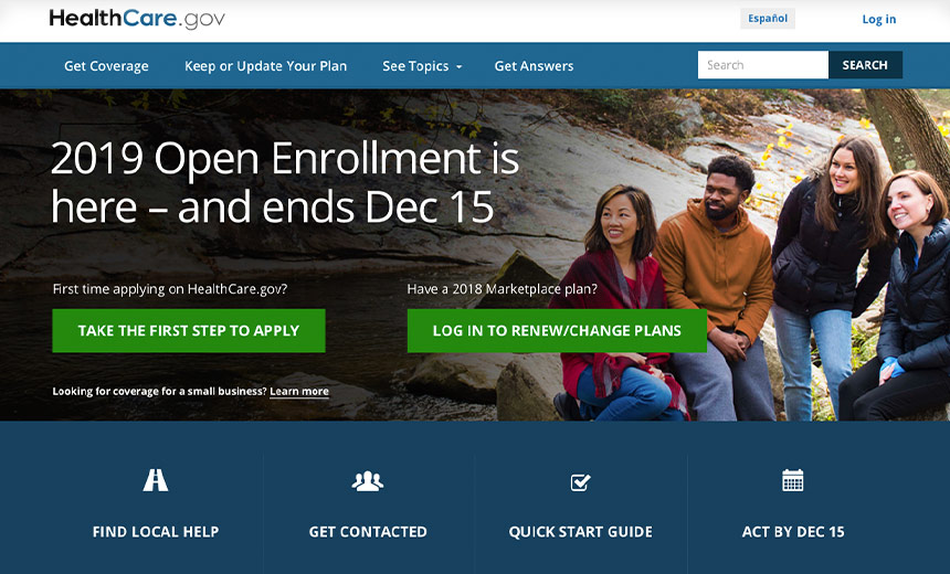 Breach of Obamacare Site Spilled Sensitive Data