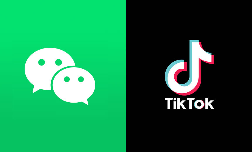 US Banning TikTok, WeChat Downloads