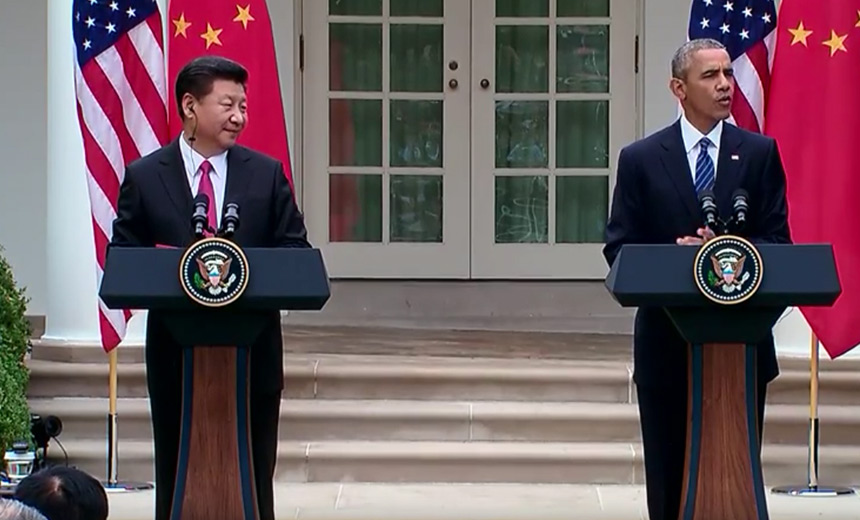 U.S., China Reach Cyber Agreement