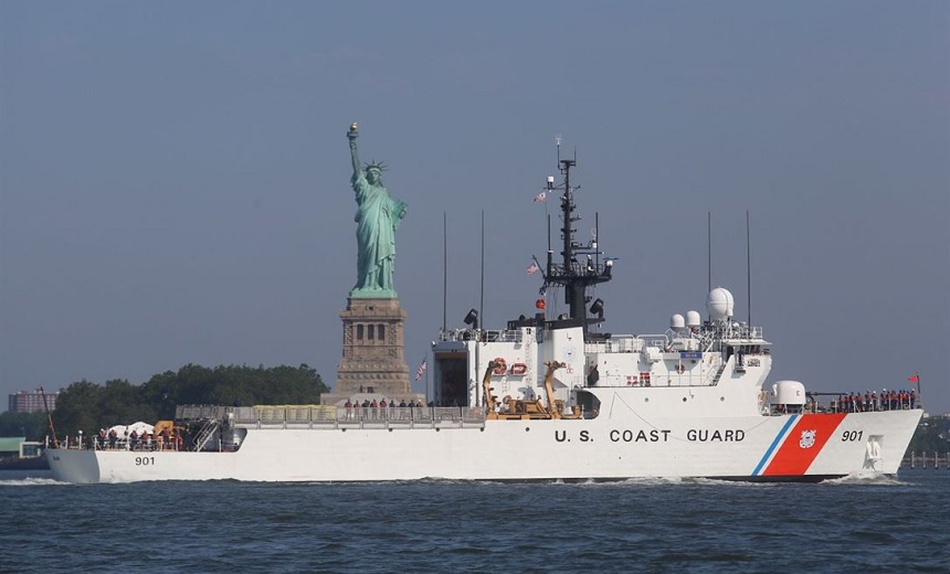 US Coast Guard Warns of Maritime Malware Attacks