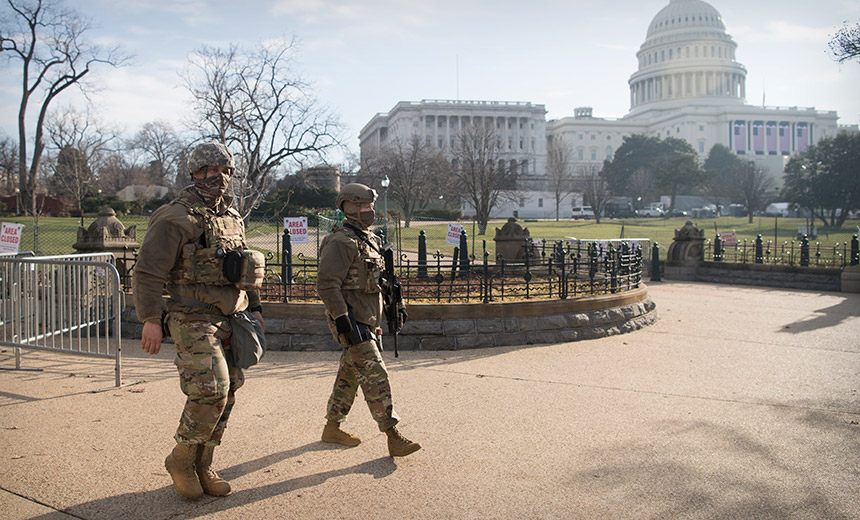 FBI: Disinformation Campaigns Seek to Exploit Capitol Siege
