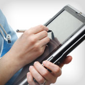 Using Tablets to Obtain Patient Consent