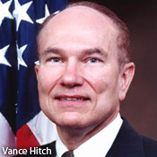 Van Hitch to Retire as Justice CIO