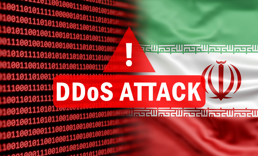 Was Internet in Iran Hit by DDoS Attack?