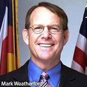 Weatherford Named DHS Cybersec Leader